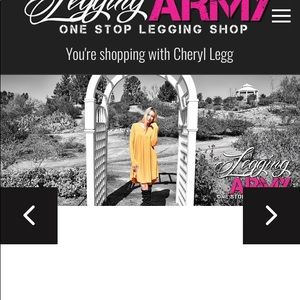 You are invited to Legging Army
